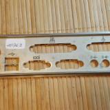 Backplate, Shield (10763)
