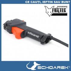 Maner cu acceleratie foreza - burghiu Fuxtec | piese de schimb EB-152, EB-520