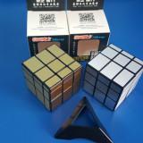 Cub Rubik 3x3x3 QiYi Mirror Cube 57mm - Jocuri Logica si inteligenta