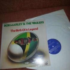 Bob Marley & The Wailers 2LP-The Birth of a Legend-Calla 1976 US vinil vinyl - Muzica Reggae