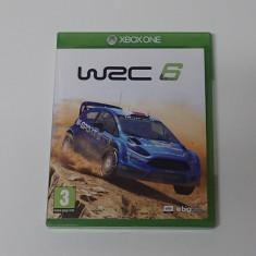 DVD Joc original Microsoft Xbox One WRC 6 sport curse masini auto WRC6 ca nou