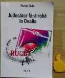 Judecator fara roba in Ovalia Florian Dudu