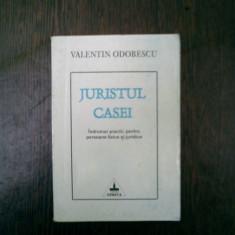 Juristul casei - Valentin Odobescu - Carte Drept procesual civil