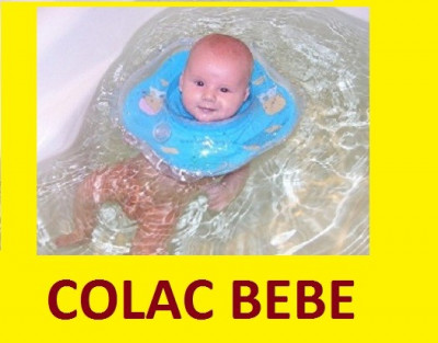 Colac Gat Bebelusi - Innot Bebe Pvc Hipoalergenic Fara Bpa