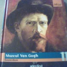 MUZEUL VAN GOGH / Amsterdam { Adevarul, 2010 } - Album Muzee