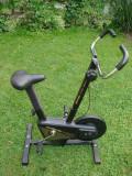 Bicicleta de camera Kettler Comet Electronic, Bicicleta verticala mecanica