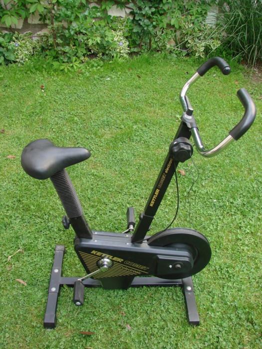 Bicicleta de camera Kettler Comet Electronic foto mare