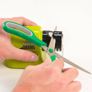Aparat dispozitiv electric ascutit cutite foarfece Swifty Sharp