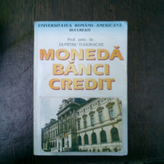 Moneda banci credit - Dumitru Tudorache - Carte despre fiscalitate