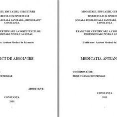 LUCRARE DE LICENTA AMF – MEDICATIA  ANTIANEMICA (1)
