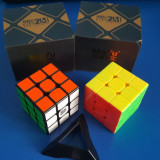 Cub Rubik 3x3x3 Moyu WeiLong GTS V2 Magnetic Profesional 55.5mm - Jocuri Logica si inteligenta