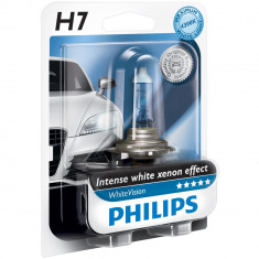Bec H7 Philips White Vision Ultra 12v 55W GR-IS-12972WHVB1