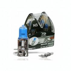 Set 2 Becuri H3 12V 55W - MegaDrive (imitatie Xenon) IS-43216