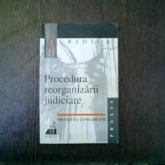 Procedura reorganizarii judiciare - Nicoleta Tandareanu - Carte Jurisprudenta