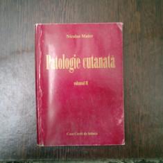 Patologie cutanata - Nicolae Maier - Carte Dermatologie si venerologie