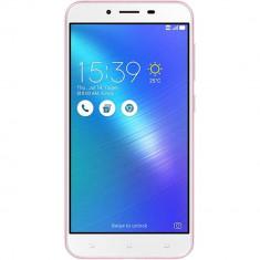 Smartphone Asus Zenfone 3 Max ZC553KL 32GB 3GB RAM Dual Sim 4G Pink - Telefon Asus