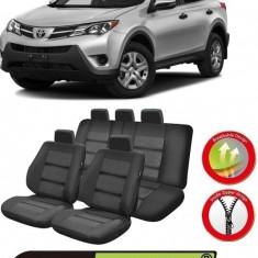 Huse Scaune Dedicate Toyota Rav4 2013-2017 Premium