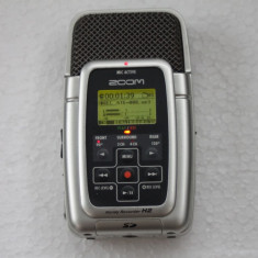 Zoom H2 - Stereo Handy Recorder + Kit - Microfon