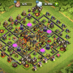 Cont Clash of Clans TH10 - AQ 40