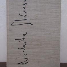 NICHITA STANESCU. ALBUM /FRUMOS CA UMBRA UNEI IDEI - Carte poezie
