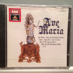AVE MARIA - ENGLISH CHAMBER ORCH.(1988/EMI/GERMANY) - CD ORIGINAL/Sigilat/Nou - Muzica Clasica emi records