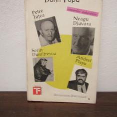 Convorbiri Euharistice Petre Tutea Neagu Djuvara Sorin Dumitr - Dorin Popa - Filosofie