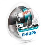 Set Becuri Bec H1 Philips X TREME VISION +130% GR-IS-12258XV+S2