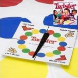 Joc Twister pentru copii si adulti - Jucarie interactiva, Altele, Unisex, Alte materiale