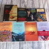 Set carti Paulo Coelho si suspans