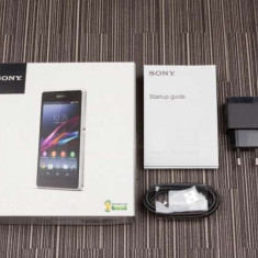 Sony Xperia Z1 Compact - Telefon mobil Sony Xperia Z1 Compact, Alb, Neblocat