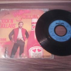 DISC VINIL WILLIAM SHELLER-ROCK'N DOLLARS 1975 PHILIPS DISC STARE FOARTE BUNA