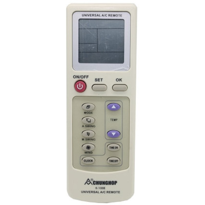 Telecomanda Universala AC Aer Conditionat Chunghop K-100E foto