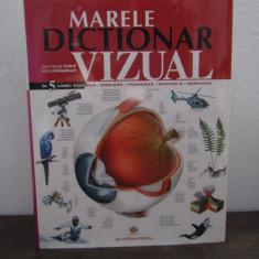 Marele dictionar vizual in 5 limbi -Jean-Claude CorbeilAriane Archambault