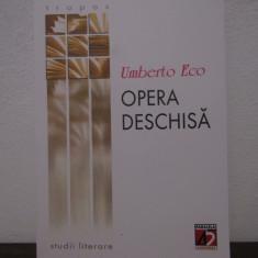 OPERA DESCHISA -UMBERTO ECO