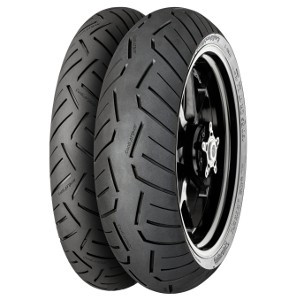 Motorcycle Tyres Continental ContiRoadAttack 3 ( 110/70 ZR17 TL 54W M/C, Roata fata ) foto