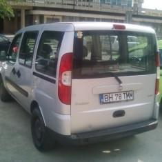 Fiat doblo 2008, Motorina/Diesel, 196000 km, 1900 cmc
