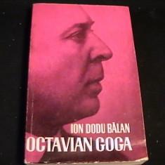 OCTAVIAN GOGA- ION DODU BALAN-MONOGRAFIE-468 PG-, Alta editura