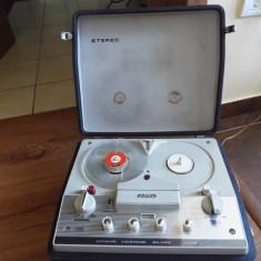 Magnetofon stereo PHILIPS RK 35