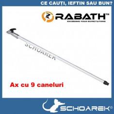 Prelungitor motocoasa RABATH™ piese de schimb multifunctional - 9 caneluri
