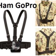 Ham de corp + J-HOOK GoPro Chest Mount GoPro Hero 1/2/3/3+/4/5 chesty