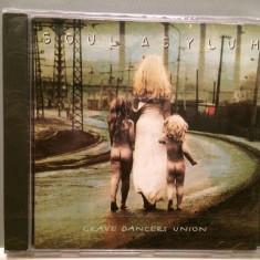 SOUL ASYLUM - GRAVE DANCERS UNION (1992/SONY/AUSTRIA) - CD ORIGINAL/Sigilat/Nou - Muzica Rock sony music