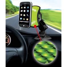 Suport Telefon Mobil Navigatie Auto Universal Grip & Go Maini Libere - Suport auto