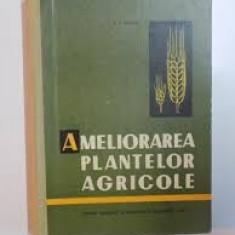 a.potlog ameliorarea plantelor agricole