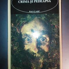 Crima si pedeapsa Dostoievski, Rao, F.M. Dostoievski