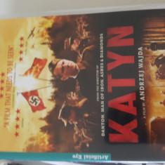Katyn - Andrzei Wajda -dvd - Film Colectie Altele, Engleza