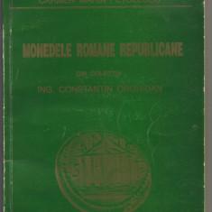 R(01) MONEDE ROMANE REPUBLICANE COLECTIA C. ORGHIDAN, 1995