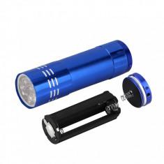 Lanterna ULTRA VIOLETA UV ULTRAVIOLET LAMPA LANTERNA uv lumina ULTRAVIOLETA 9led