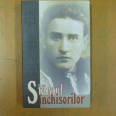 Valeriu Gafencu sfantul inchisorilor marturii Alba Iulia 2007 monahul Moise - Carte Istorie