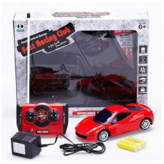 Masina Ferrari GT 460, scara 1:24, telecomanda - Simeringuri Moto