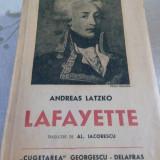 LATZKO, LAFAYETTE - Carte veche